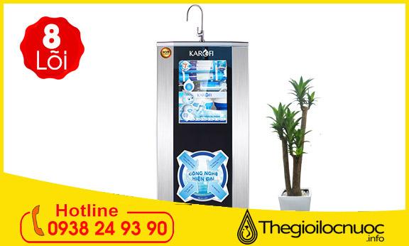 Máy lọc nước tiêu chuẩn Karofi sRO KSI80