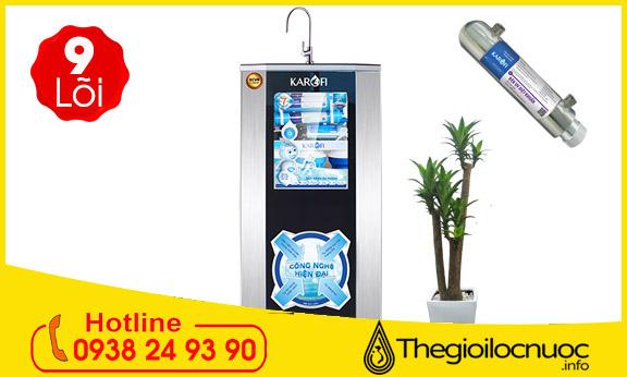 Máy lọc nước tiêu chuẩn Karofi sRO KSI90