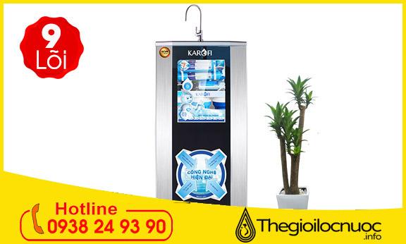 Máy lọc nước tiêu chuẩn Karofi sRO KSI90A