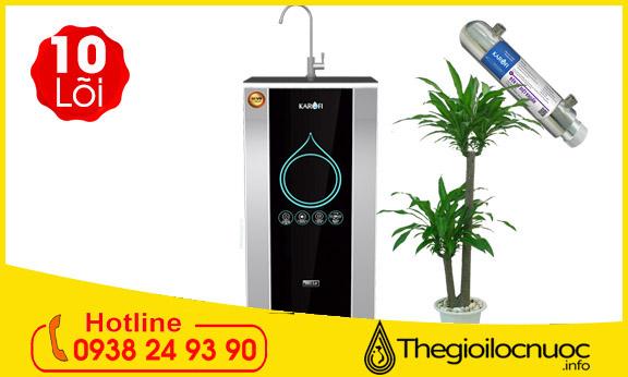 Máy lọc nước thông minh Karofi iRO 2.0 K9IQ-2+A