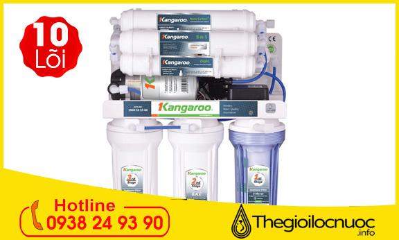 KANGAROO HYDROGEN KG100HM-KV KHÔNG TỦ